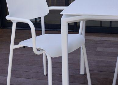 Chaises de jardin - STUDIE | Chaise & bridge - FERMOB