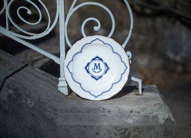 Formal plates - 26 cm Dinner Plate  - MAISON MANOÏ