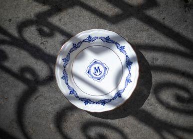 Formal plates - 18 cm Dessert Plate - MAISON MANOÏ