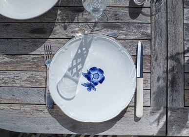 Formal plates - Large 26 cm Dinner Plate  - MAISON MANOÏ
