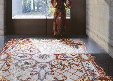 Mosaics - The Mosaic Rug - SICIS