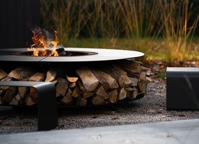 Decorative objects - Fire pit Rocco - MORÓRO