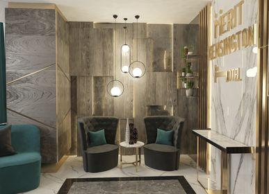 Consoles - MERIT HOTEL KENSINGTON ENGLAND - LOBBY - MASS INTERIOR DESIGN&FURNITURE