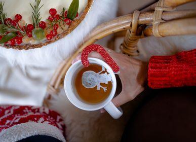 Coffee and tea - Snowman Shape Tea Bag (Pack of 5)  - TEA HERITAGE