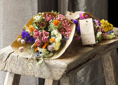 Gifts - E-COMMERCE dried flower bouquet (pre-packaged) - PLANTOPHILE