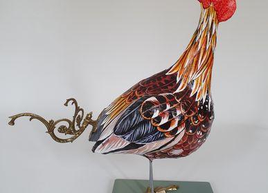Sculptures, statuettes and miniatures - The Rooster Harvest - ARTBOULIET