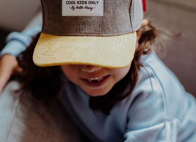 Hats - Sweet Dark Grey Cap - HELLO HOSSY®