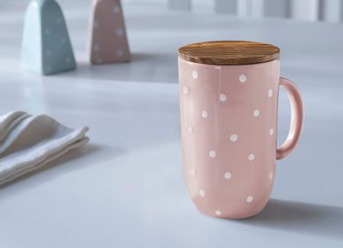 Coffee and tea - Coffee mugs with lid - ELLEMENTRY