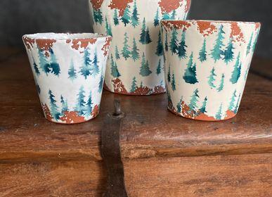 Bougies - Bougies parfumées en céramique Christmas Collection - WAX DESIGN - BARCELONA