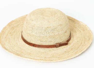 Hats - LINA HAT - SUN AND GREEN