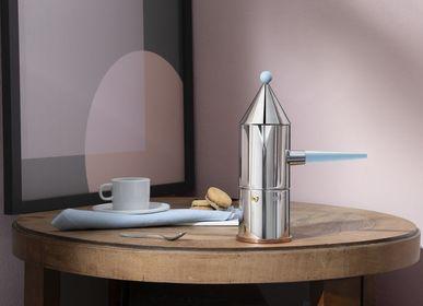 Accessoires thé et café - La conica manico lungo - ALESSI