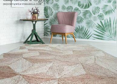 Contemporary carpets - Triangle Jungle - WEAVEMANILA