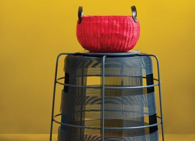 Stools for hospitalities & contracts - SCHEMA Plump Stool  - DESIGN COMMUNE