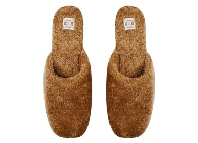 Shoes - Mules made of natural fur 202091 - RXBSHOES