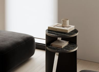 Other tables - Aura Side Table - ZAGAS FURNITURE