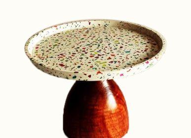 Platter and bowls - Cake stand - QALARA