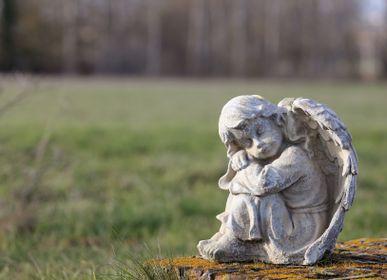 Sculptures, statuettes et miniatures - Anges - TERRES D'ALBINE