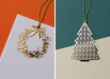 Other Christmas decorations - Marque-page en métal - Noël. - TOUT SIMPLEMENT,