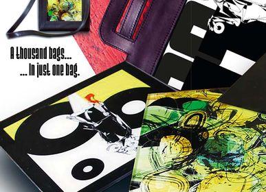 Sacs et cabas - Sac à main oneBag - sac avec plaque interchangeable - WALKY BAG
