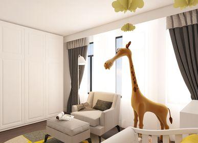 Chambres d'enfants - BABY  ROOM - MASS INTERIOR DESIGN&FURNITURE