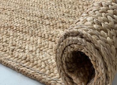Other caperts - Rustic Natural Customizable Direct From Manufacturer HandWoven Jute Rug and Carpet 6 - INDIAN RUG GALLERY