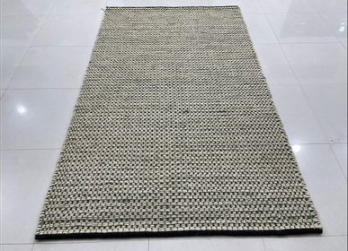 Rugs - Beautiful colorful Customizable Direct From Factory HandWoven Jute Rug and Carpet 8 - INDIAN RUG GALLERY