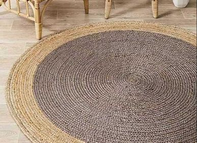 Other caperts - Colorful Natural Fibre Customizable Direct From Manufacturer HandWoven Jute Rug and Carpet 10 - INDIAN RUG GALLERY