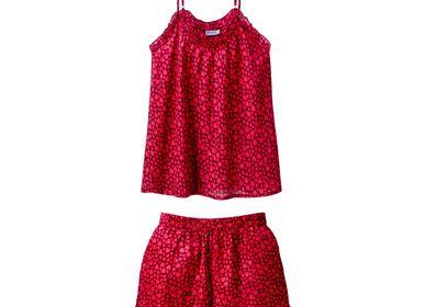 Homewear - Pyjama Hortense imprimé - GERMAINE DES PRES