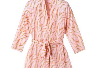 Homewear - Kimono Juliette coton imprimé - GERMAINE DES PRES