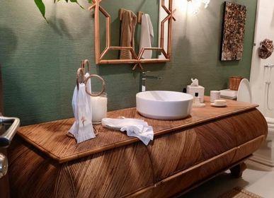 Autres tables  - Cabinet de toilette Bougainvilla - E. MURIO MANILA