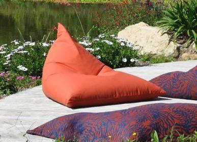 Fabric cushions - BERLINGOT CUSHION BENGALI  - TOILES & VOILES