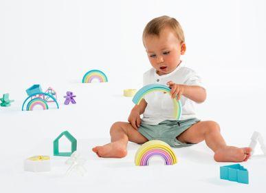 Toys - Rainbow Pastel - DËNA FRANCE