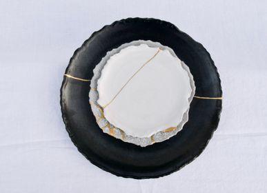 Decorative objects - KINTSUGI PLATE - MAISON GALA