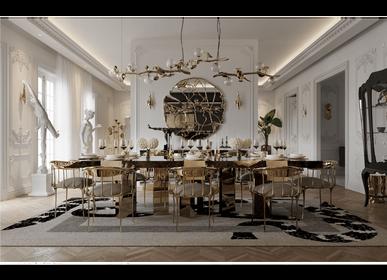 Tables Salle à Manger - Table à Manger EMPIRE - BOCA DO LOBO