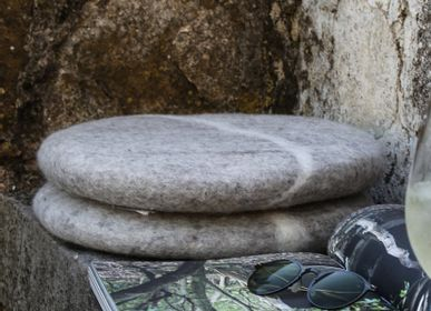 Comforters and pillows - Mongolian fur and cushions products - FIORIRA UN GIARDINO SRL