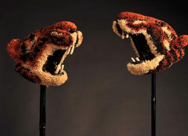 Unique pieces - The Lions - ETHIC & TROPIC CORINNE BALLY