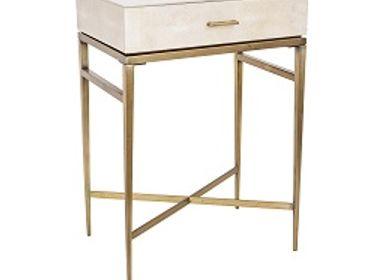 Night tables - Esta 1 Drawer Side Table - RV  ASTLEY LTD