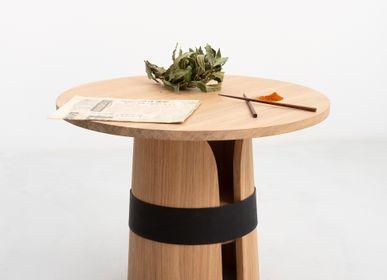 Tables basses - Table basse en chêne - Kimono - METAPOLY