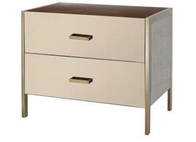 Night tables - Sabden, Large Bedside Table - RV  ASTLEY LTD