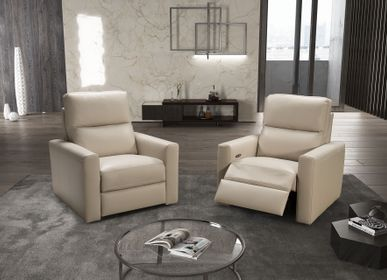 Chairs for hospitalities & contracts - VERA - Relax Armchair - MITO HOME BY MARINELLI