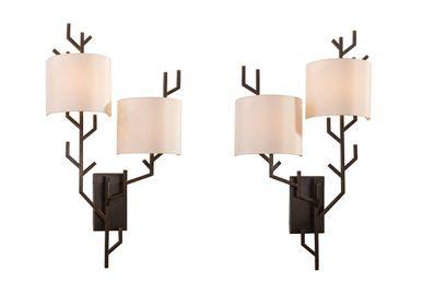 Appliques - Lorcan, paire de lampes murales - RV  ASTLEY LTD