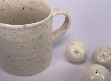 Couverts de service - Set de thé en céramique météorite - WABI