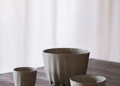 Platter and bowls - Dune Salad Bowl - METAPOLY