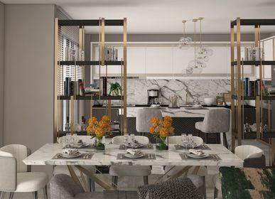 Tables Salle à Manger - DINING ROOM - MASS INTERIOR DESIGN&FURNITURE