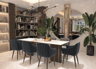 Tables Salle à Manger - DINING ROOM'S - MASS INTERIOR DESIGN&FURNITURE