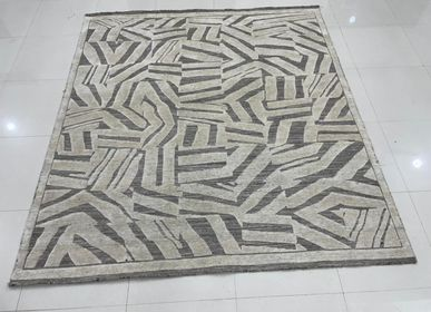 Tapis sur-mesure - Natural Color and Fabric Customizable Direct From Factory Hand Knotted Rugs and Carpets 2 - INDIAN RUG GALLERY