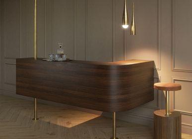 Design objects - DUO bedside lamps - ATELIER LANDON