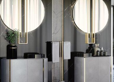 Bathroom mirrors - SHIELD MIRROR - MAISON VALENTINA