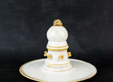 Platter and bowls - [LIEN CERAMIC] Dessert  Vase  Plate_A - DESIGN KOREA