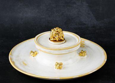 Platter and bowls - [LIEN CERAMIC] Dessert  Vase  Plate_C - DESIGN KOREA